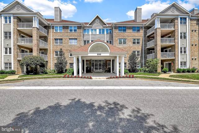 200 Belmont Forest Court #201, LUTHERVILLE TIMONIUM, MD 21093 (#MDBC465556) :: The Sebeck Team of RE/MAX Preferred