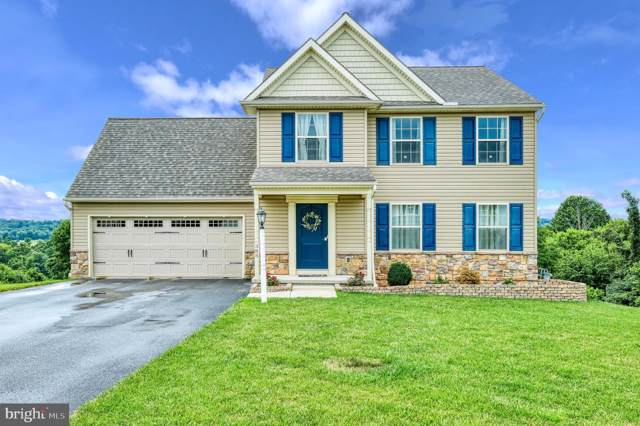 385 Riviera Street, MOUNT WOLF, PA 17347 (#PAYK121192) :: The Joy Daniels Real Estate Group