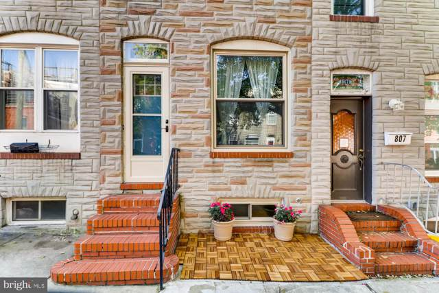 805 S Port Street, BALTIMORE, MD 21224 (#MDBA476826) :: Kathy Stone Team of Keller Williams Legacy