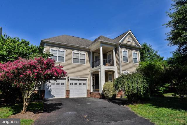 22780 Highcrest Circle, BRAMBLETON, VA 20148 (#VALO390222) :: Bob Lucido Team of Keller Williams Integrity