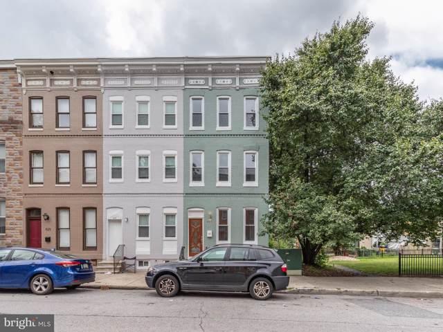 425 E Lanvale Street, BALTIMORE, MD 21202 (#MDBA476828) :: Browning Homes Group