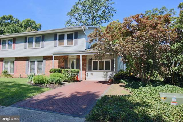 712 Chapelview Drive, ODENTON, MD 21113 (#MDAA407160) :: The Sky Group