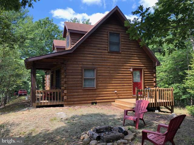 275 Center Ridge Road, GREAT CACAPON, WV 25422 (#WVMO115694) :: AJ Team Realty