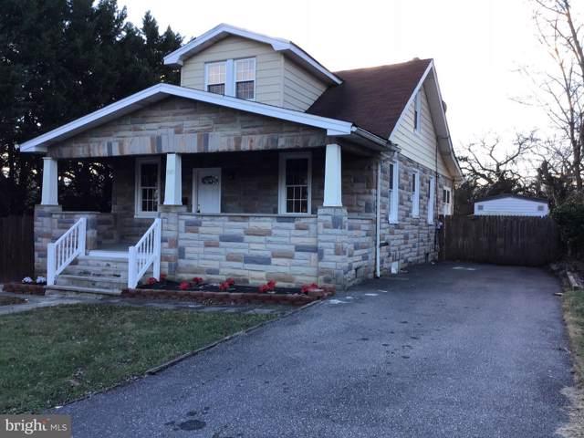 818 Warwick Road, BALTIMORE, MD 21229 (#MDBC465576) :: Tessier Real Estate