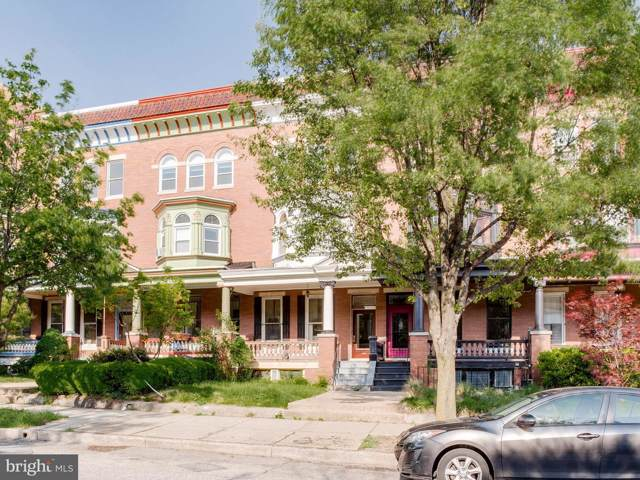 2709 N Calvert Street, BALTIMORE, MD 21218 (#MDBA476856) :: Tessier Real Estate