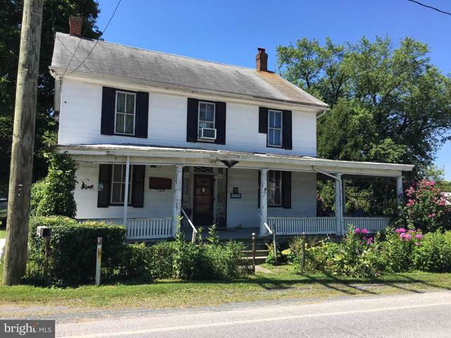 11518 Old Route Sixteen, ROUZERVILLE, PA 17250 (#PAFL167068) :: ExecuHome Realty
