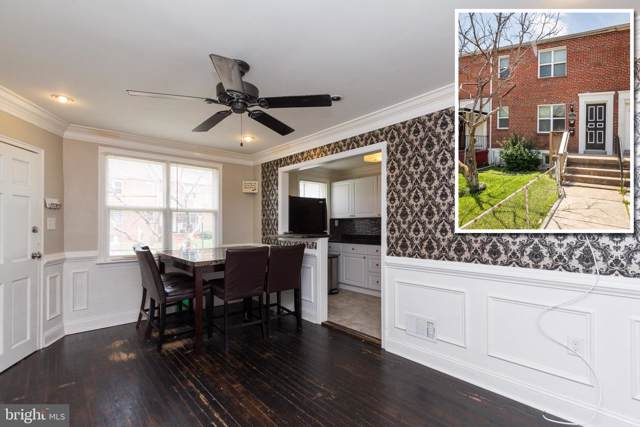 5324 Nelson Avenue, BALTIMORE, MD 21215 (#MDBA476860) :: The Licata Group/Keller Williams Realty