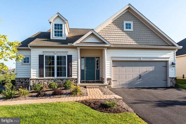 Lot #319 Ortley Drive, MECHANICSBURG, PA 17055 (#PACB115514) :: Keller Williams of Central PA East