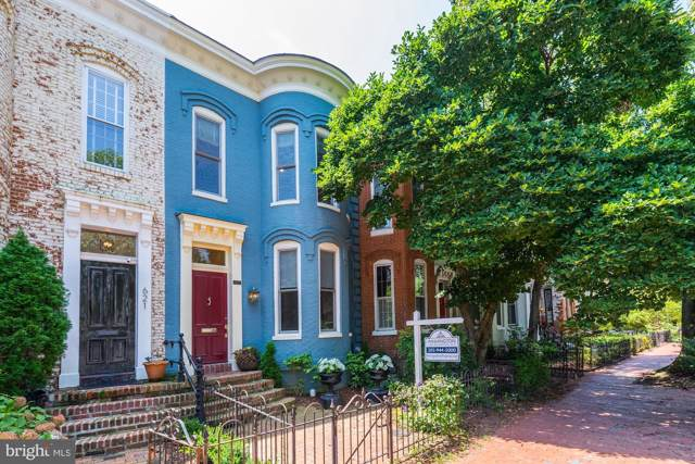 619 A Street SE, WASHINGTON, DC 20003 (#DCDC435340) :: Gail Nyman Group