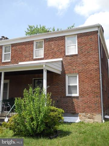 1314 Kenhill Avenue, BALTIMORE, MD 21213 (#MDBA476868) :: The Redux Group