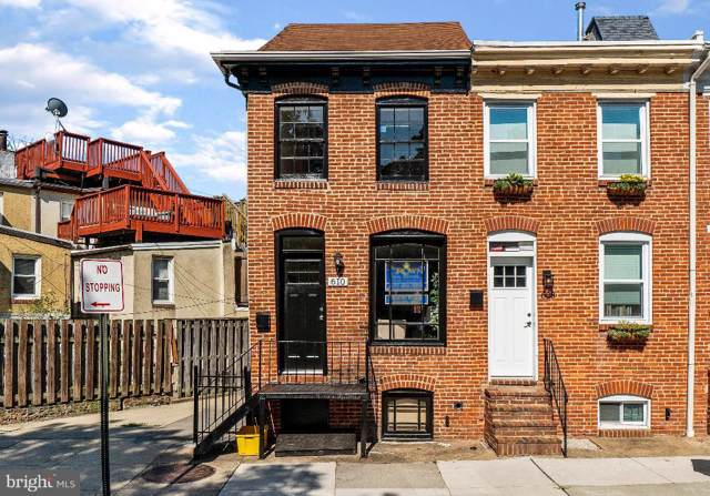 610 S Patterson Park Avenue, BALTIMORE, MD 21231 (#MDBA476872) :: The Gold Standard Group