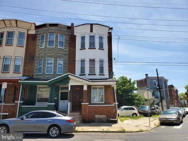 1544 W Glenwood Avenue, PHILADELPHIA, PA 19132 (#PAPH816774) :: Keller Williams Realty - Matt Fetick Team