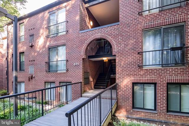 605 Hudson Avenue #219, TAKOMA PARK, MD 20912 (#MDMC670098) :: The Maryland Group of Long & Foster Real Estate