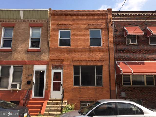 2113 Watkins Street, PHILADELPHIA, PA 19145 (#PAPH816792) :: Keller Williams Realty - Matt Fetick Team