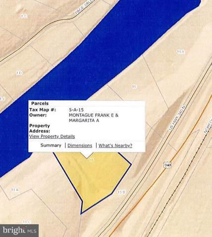 Stonewall Jackson Highway Lot 15, RILEYVILLE, VA 22650 (#VAPA104594) :: AJ Team Realty