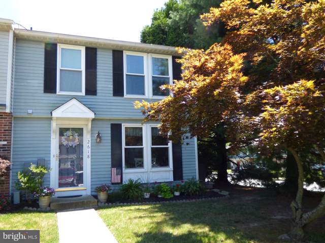 2618 Barclay Street, COATESVILLE, PA 19320 (#PACT484458) :: The Force Group, Keller Williams Realty East Monmouth