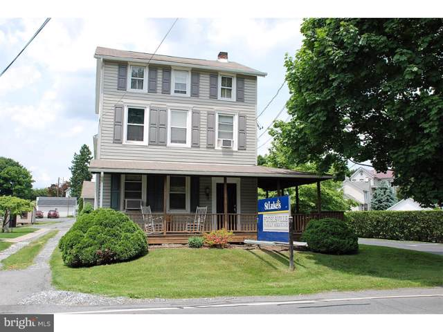 8031 Main Street, FOGELSVILLE, PA 18051 (#PALH111856) :: ExecuHome Realty