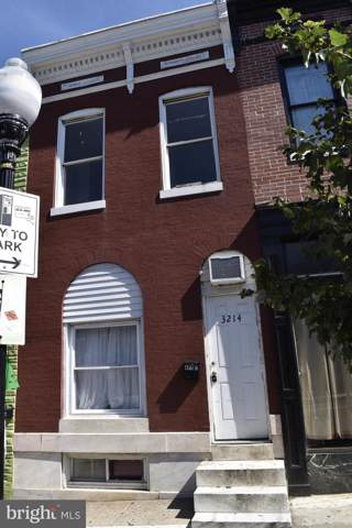 3214 Eastern Avenue, BALTIMORE, MD 21224 (#MDBA476898) :: The Gus Anthony Team