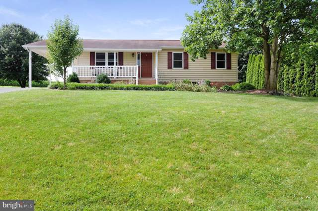 1660 Hawthorne Lane, CHAMBERSBURG, PA 17202 (#PAFL167072) :: The Daniel Register Group