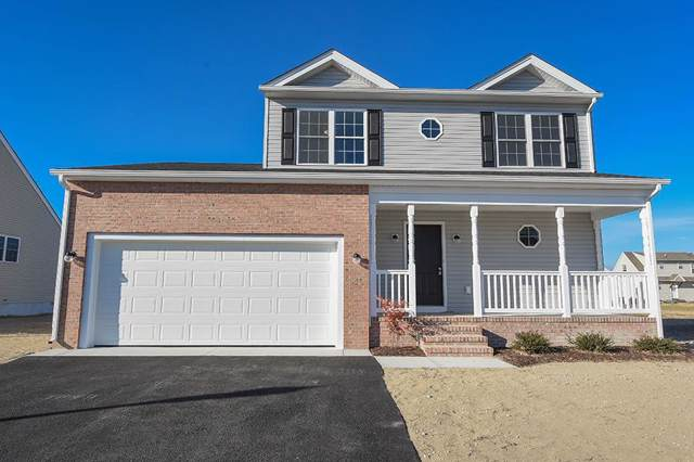 750 Wye Oak Drive, FRUITLAND, MD 21826 (#MDWC104306) :: The Licata Group/Keller Williams Realty