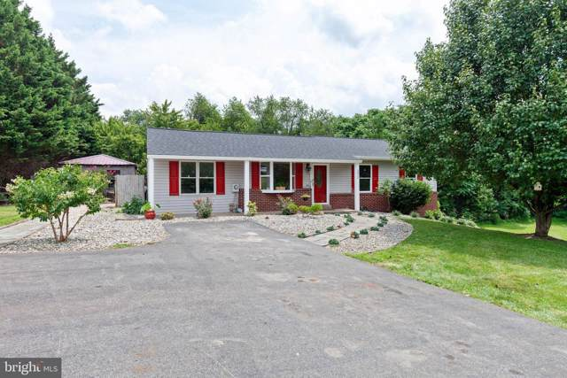 3913 Chaucer Court, MONROVIA, MD 21770 (#MDFR250268) :: Charis Realty Group