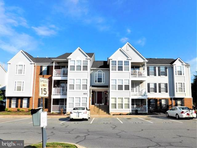 601 Himes Avenue Ii102, FREDERICK, MD 21703 (#MDFR250270) :: The Gus Anthony Team