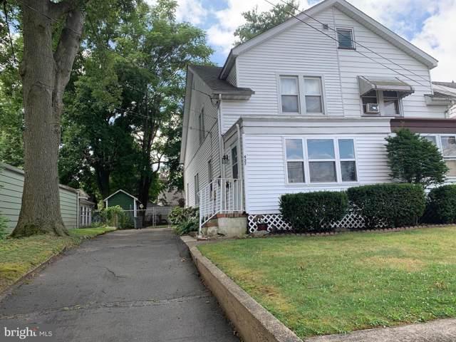 437 Mcclellan Avenue, TRENTON, NJ 08610 (#NJME282644) :: John Smith Real Estate Group