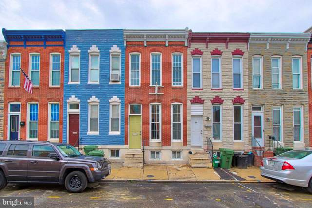 1518 Clarkson Street, BALTIMORE, MD 21230 (#MDBA476928) :: Network Realty Group