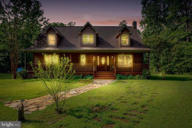 9532 Roys Lane, CATLETT, VA 20119 (#VAFQ161486) :: Dart Homes