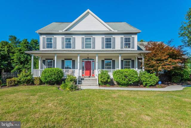 496 Barbara Drive, MECHANICSBURG, PA 17050 (#PACB115536) :: The Heather Neidlinger Team With Berkshire Hathaway HomeServices Homesale Realty