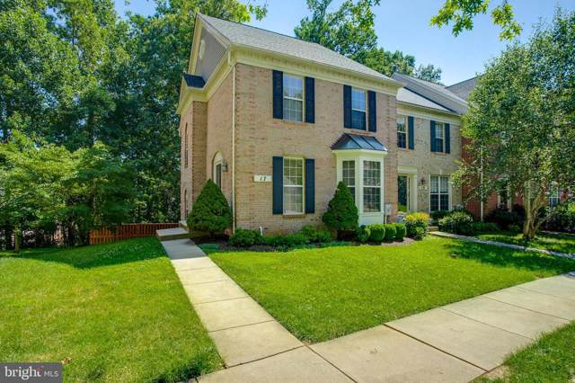 17 Farnham Way, LUTHERVILLE TIMONIUM, MD 21093 (#MDBC465662) :: Radiant Home Group
