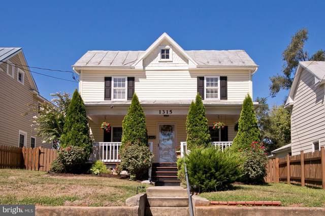 1315 S Loudoun Street, WINCHESTER, VA 22601 (#VAWI112872) :: Keller Williams Pat Hiban Real Estate Group