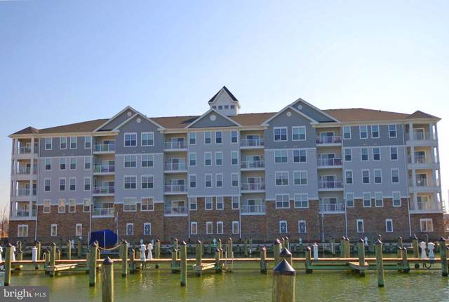 900 Marshy Cove #401, CAMBRIDGE, MD 21613 (#MDDO123908) :: Atlantic Shores Realty