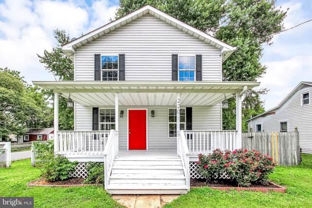 220 S Marlyn Avenue, BALTIMORE, MD 21221 (#MDBC465674) :: The Licata Group/Keller Williams Realty