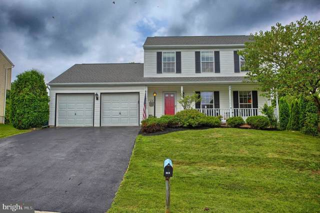 100 Winding Hill Drive, ETTERS, PA 17319 (#PAYK121254) :: Liz Hamberger Real Estate Team of KW Keystone Realty