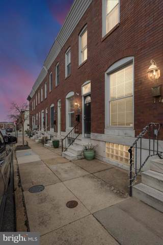 211 S Robinson Street, BALTIMORE, MD 21224 (#MDBA476960) :: Homes to Heart Group