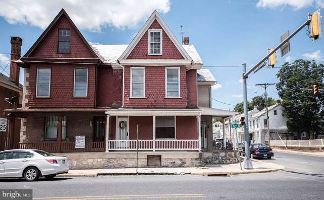301 S 8TH Street, LEBANON, PA 17042 (#PALN108032) :: The Heather Neidlinger Team With Berkshire Hathaway HomeServices Homesale Realty