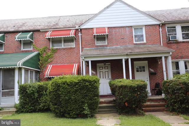 619 Benninghaus Road, BALTIMORE, MD 21212 (#MDBA476970) :: Homes to Heart Group