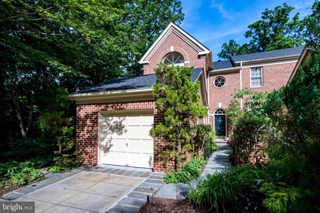 4024 Mansion Court NW, WASHINGTON, DC 20007 (#DCDC435422) :: AJ Team Realty