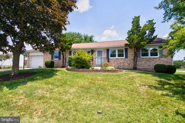 707 Burnside Drive, BEL AIR, MD 21015 (#MDHR236190) :: Advance Realty Bel Air, Inc