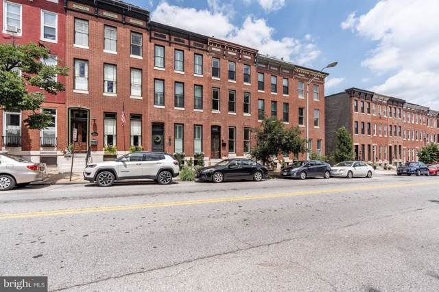 2312 E Baltimore Street, BALTIMORE, MD 21224 (#MDBA476976) :: Tessier Real Estate