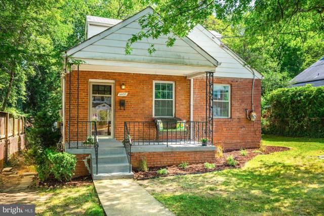2257 N Harrison Street, ARLINGTON, VA 22205 (#VAAR152408) :: Corner House Realty