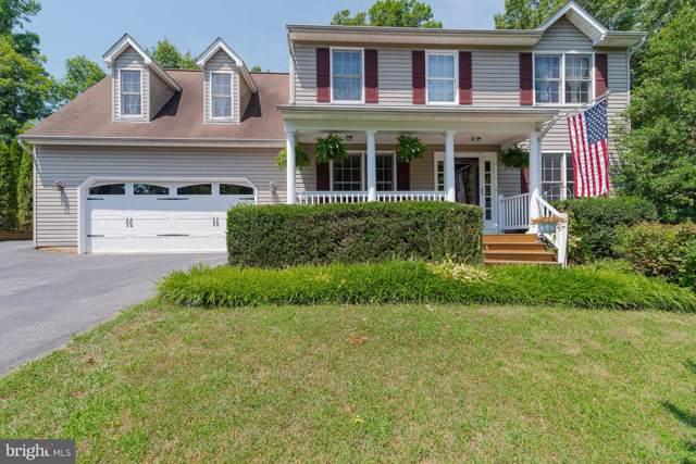 9911 Bethwood Drive, FREDERICKSBURG, VA 22407 (#VASP214500) :: Erik Hoferer & Associates