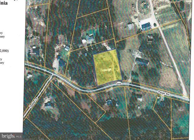 Paige Road, WOODFORD, VA 22580 (#VACV120626) :: RE/MAX Cornerstone Realty