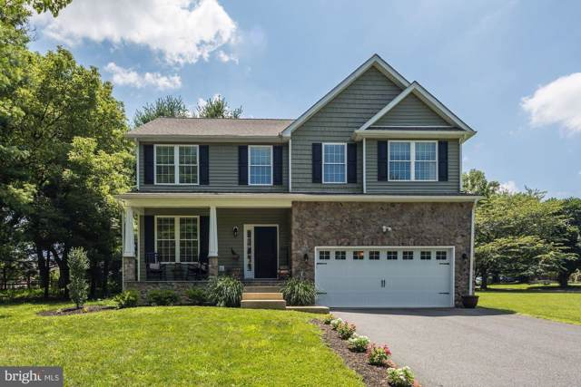 207 Patterson Mill Road, BEL AIR, MD 21015 (#MDHR236196) :: AJ Team Realty