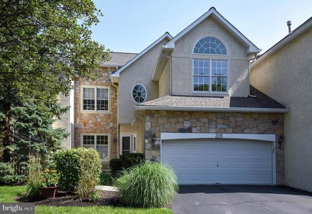 315 Saint Andrews Place, BLUE BELL, PA 19422 (#PAMC618406) :: Linda Dale Real Estate Experts