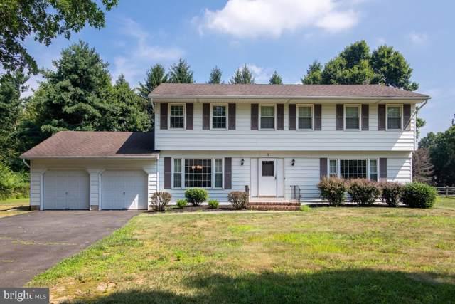 5 Manor Ridge Drive, PRINCETON JUNCTION, NJ 08550 (#NJME282682) :: Daunno Realty Services, LLC