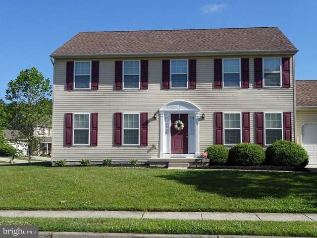 2 Friendship Court, SICKLERVILLE, NJ 08081 (#NJCD371600) :: Keller Williams Realty - Matt Fetick Team