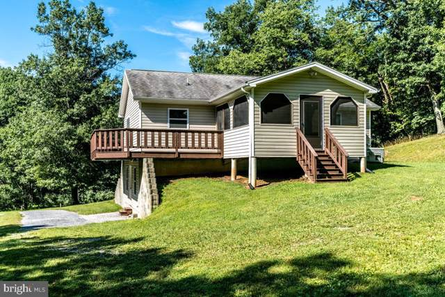 574 Cottage Lane Road, BAKER, WV 26801 (#WVHD105322) :: AJ Team Realty