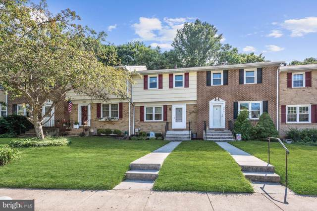 241 Cedarmere Circle, OWINGS MILLS, MD 21117 (#MDBC465726) :: The Gold Standard Group